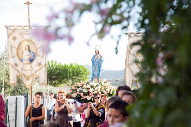 Majada cierra sus fiestas con el día grande de su patrona - 1, Foto 1