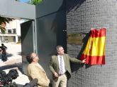 Finalizan las obras de remodelación del Auditorio Municipal de Molina de Segura
