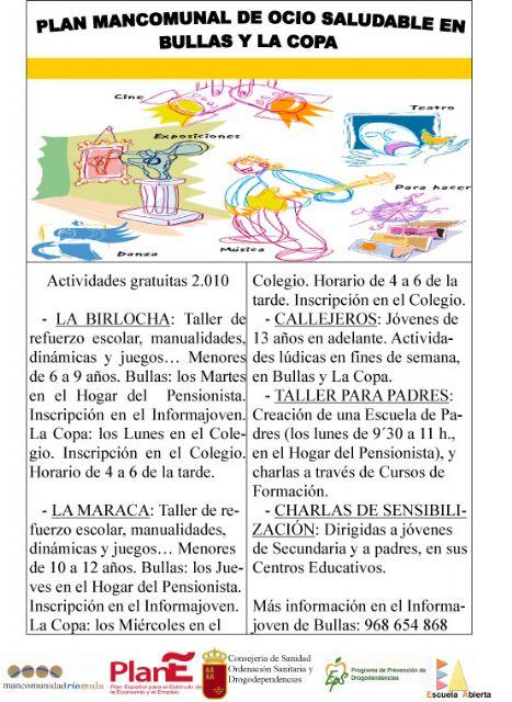 La Mancomunidad de Servicios Sociales del Río Mula pone en marcha planes para la integración de inmigrantes y la prevención de drogas - 2, Foto 2
