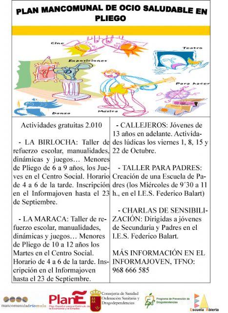 La Mancomunidad de Servicios Sociales del Río Mula pone en marcha planes para la integración de inmigrantes y la prevención de drogas - 4, Foto 4