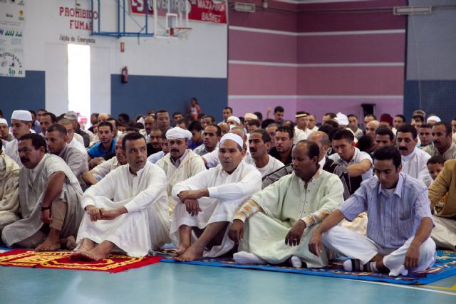 El fin del Ramadán 2010 - 1, Foto 1