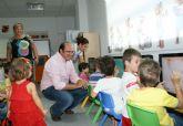 El Ayuntamiento pone en marcha el proyecto de educación infantil ´PequeCultura´