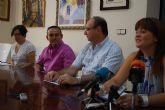 Blas P�rez, Pregonero de las Fiestas 2010