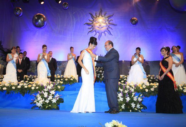 Ana Hellín González fue coronada como Reina de las Fiestas de Puerto Lumbreras 2010 ante más de 2.000 personas - 2, Foto 2
