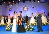 Ana Hellín González fue coronada como Reina de las Fiestas de Puerto Lumbreras 2010 ante más de 2.000 personas