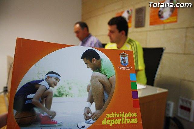Decenas de actividades completan el programa deportivo 2010-2011, impulsado por la concejalía de Deportes, Foto 1