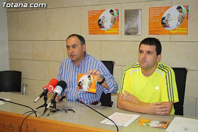 Decenas de actividades completan el programa deportivo 2010-2011, impulsado por la concejalía de Deportes, Foto 2