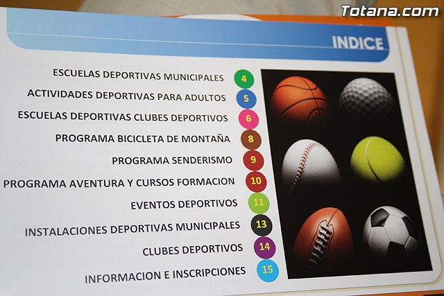 Decenas de actividades completan el programa deportivo 2010-2011, impulsado por la concejalía de Deportes, Foto 5