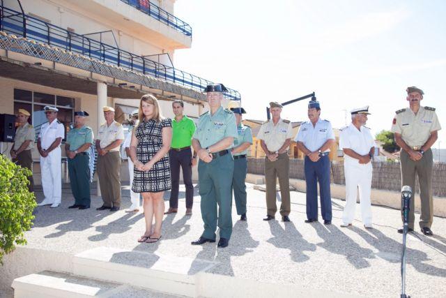 Celebrado el ´XI campeonato nacional militar de salvamento y socorrismo´ en Mazarrón - 1, Foto 1