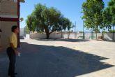El Ayuntamiento de Alhama ha invertido durante el verano m�s de 400.000 euros en mejoras en los centros escolares