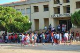 Los niños pinatarenses vuelven al cole con normalidad y mejoras en los colegios
