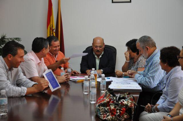 El alcalde de Mula, Diego Cervantes, asume la presidencia de la Mancomunidad del Río Mula - 2, Foto 2