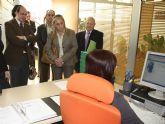 El Ayuntamiento y la Comunidad dan un impuso a la prestación de servicios de Administración Electrónica en Puerto Lumbreras