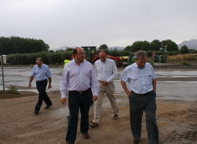 Obras Públicas lleva a cabo la mejora de la carretera que comunica Lorca y Puerto Lumbreras - 1, Foto 1