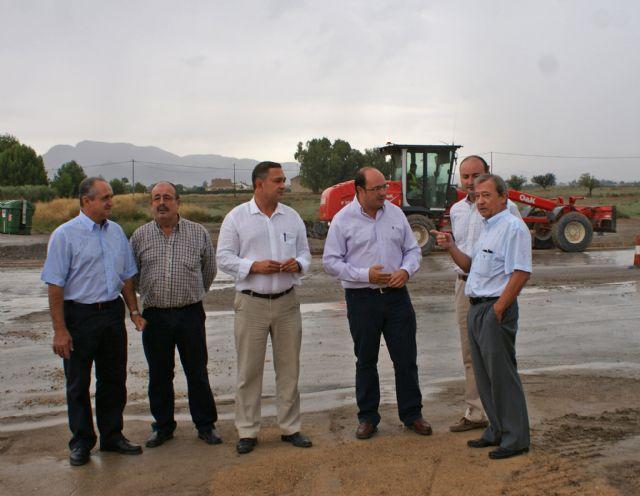 Obras Públicas lleva a cabo la mejora de la carretera que comunica Lorca y Puerto Lumbreras - 2, Foto 2