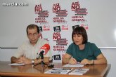 'La huelga va a ser masiva en Totana', según el Secretario Comarcal del Valle del Guadalentín de CCOO