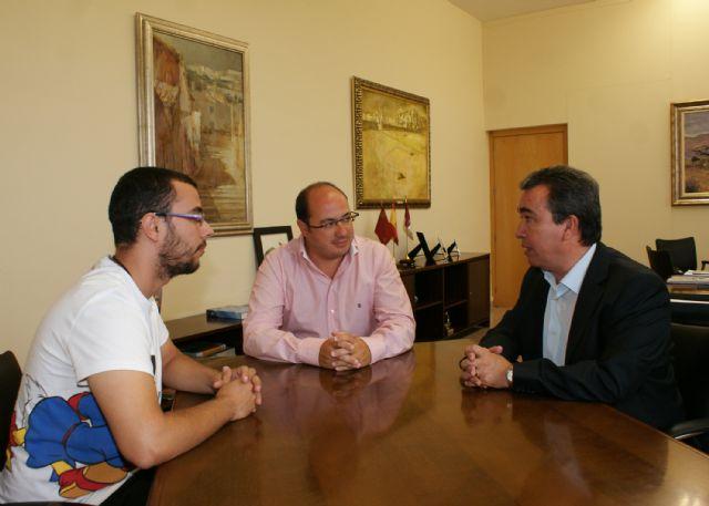 ANPE y SEREMUR colaboran con el Ayuntamiento para la puesta en marcha de nuevas iniciativas para la comunidad educativa de la localidad - 1, Foto 1