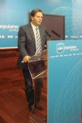Pedro Chico exige al delegado del Gobierno más efectivos para el Campo de Cartagena y Totana