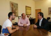 ANPE y SEREMUR colaboran con el Ayuntamiento para la puesta en marcha de nuevas iniciativas para la comunidad educativa de la localidad