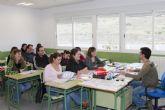 Inicio del curso 2010-2011 de la escuela oficial de idiomas