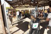 Voluntarios de toda la región pusieron en marcha la campaña A limpiar El Mundo en Calblanque