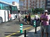 Socios y colaboradores de la asociación MIFITO disfrutaron de una jornada festiva en la feria de Albacete