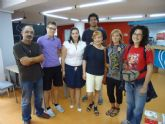 El Espacio Joven inaugura el curso con nuevos Voluntarios Europeos