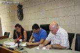 El alcalde y el presidente de la Asamblea Local de Cruz Roja Española suscriben un convenio de colaboración