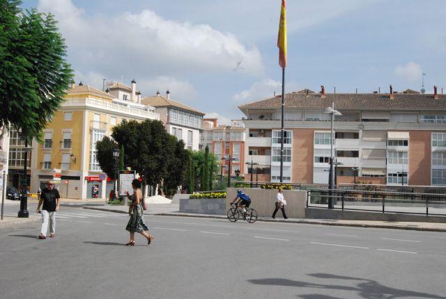 Totana se suma hoy a la celebración de la jornada La ciudad sin mi coche, muévete con inteligencia y vive mejor, Foto 1