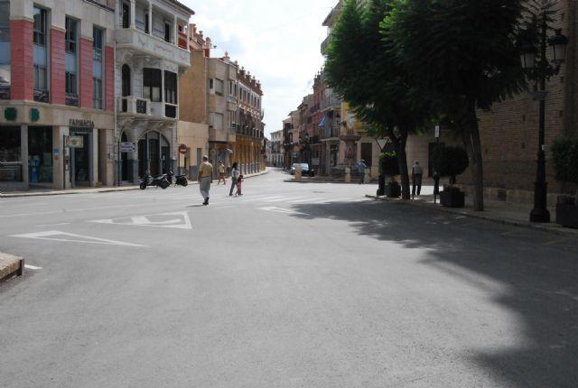 Totana se suma hoy a la celebración de la jornada La ciudad sin mi coche, muévete con inteligencia y vive mejor, Foto 2
