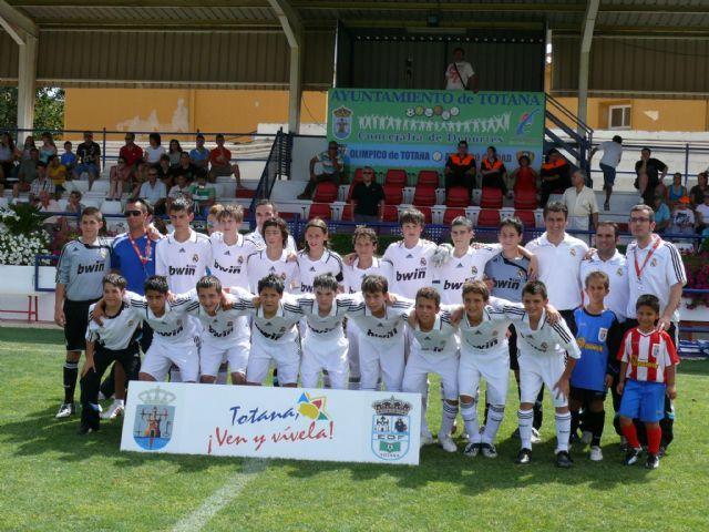 La concejal�a de Deportes ofrece al Real Madrid las instalaciones deportivas, Foto 1