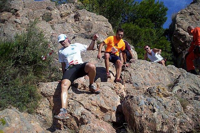 El Club Atletismo Totana se coloca tercero en la copa regional de carreras por montaña, Foto 1