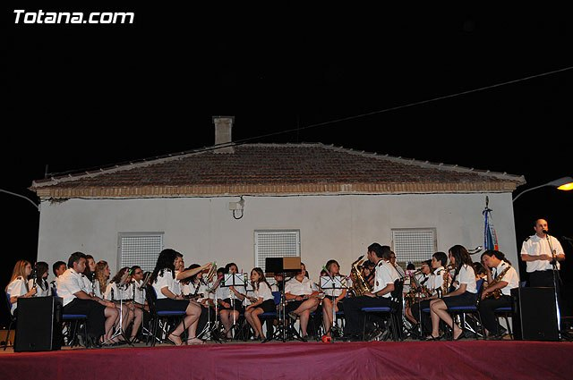 El plazo de matr�cula del curso escolar 2010-11 de la escuela de M�sica del Paret�n ya est� abierto, Foto 1