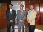Murcia es sede de la primera Liga Nacional de Fútbol Sala Interempresas
