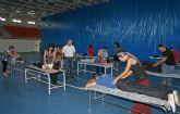 Más de una veintena de lumbrerenses se forman en técnicas de masaje a través del Espacio Joven
