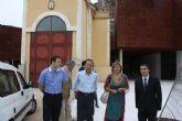 Las obras del Centro de Visitantes de San Cayetano en Monteagudo entran en su recta final