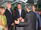 El Alcalde destaca que la nueva sede de la AECC en Murcia permitirá continuar con la 'labor extraordinaria de la asociación'