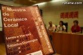 La sala de exposiciones Gregorio Cebrián acoge a partir de mañana la primera 'Muestra de Cerámica Local'