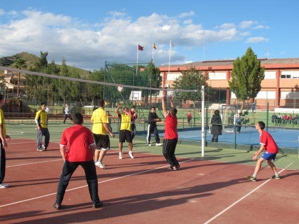 El deporte escolar calienta motores, Foto 1