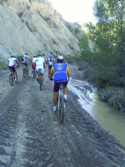 La concejal�a de Deportes oferta el programa de Bicicletas de montaña, Foto 1