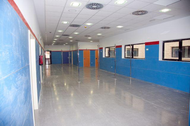 Inauguración del centro de salud de Mazarrón, Foto 1