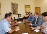 El Ayuntamiento y la Comunidad incrementan el desarrollo de las pedanías y zonas rurales de Puerto Lumbreras