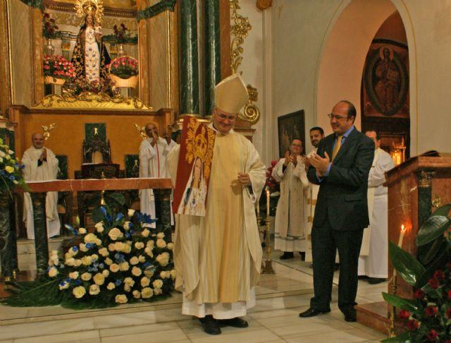 El Ayuntamiento de Puerto Lumbreras solicita que las Fiestas Patronales en Honor a la Virgen del Rosario sean declaradas de Interés Regional - 1, Foto 1