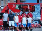 El CB Murcia presente en la entrega de trofeos del 3x3 de ASTRAPACE
