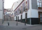 El Ayuntamiento y la Comunidad eliminarán barreras arquitectónicas en el casco antiguo de Puerto Lumbreras