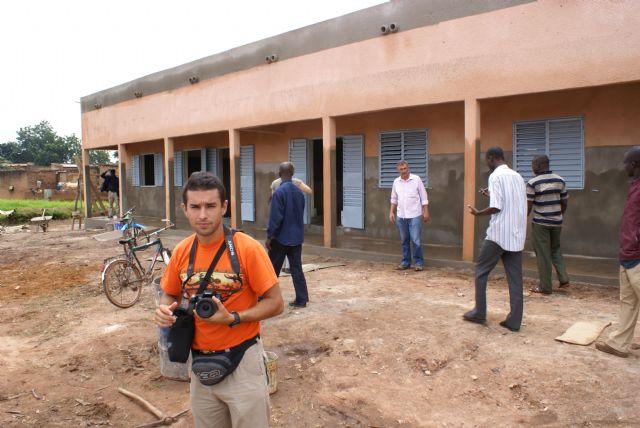 Inagurada la escuela Faracan C en Burkina Faso, por las Ampas de Aledo, Totana y Alhama, Foto 2