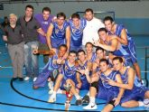 Molina basket gana también el torneo Villa de las Torres de Cotillas