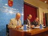 La Comunidad, el ayuntamiento de Cieza y Dalkia firman un convenio para desarrollar la primera planta de biomasa de la Región