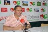 IU en Totana hace un llamamiento para apoyar la Huelga Genera, 'en defensa de los derechos de los trabajadores y en defensa de las pensiones'