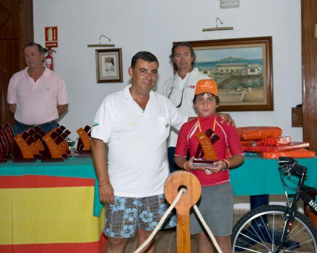 El equipo infantil del Club de Regatas de Mazarrón comienza a navegar de nuevo - 2, Foto 2